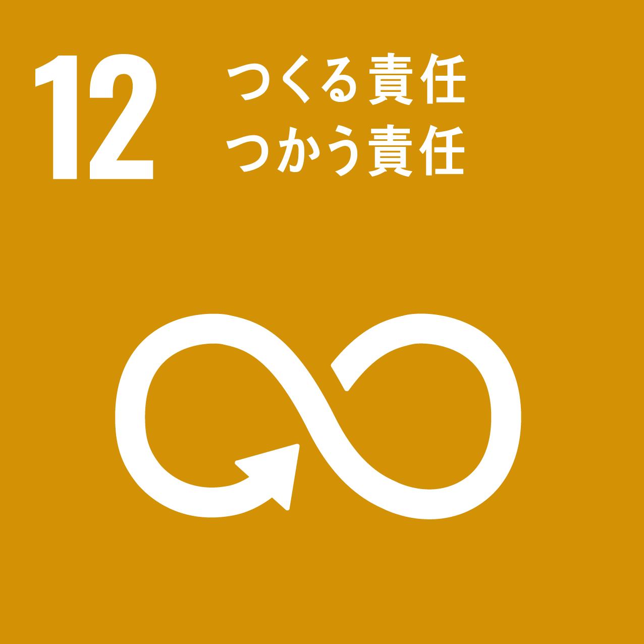 SDGs作る責任、使う責任